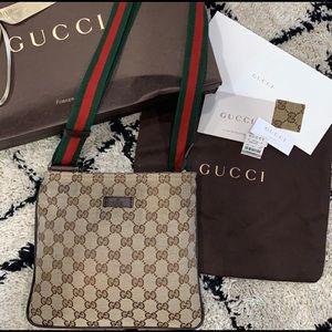 Gucci Messenger Crossbody Bag